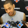 Carmelo Anthony on Leaving Knicks: 'I'm Not Going Nowhere'