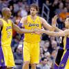 Midterm Report on Lakers Preseason