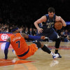 Kevin Love Reportedly Favoring Knicks, Lakers in 2015