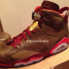 Air Jordan VI – 'Blunt' Inspired By Michael Jordan's Cigars & Championship Rings
