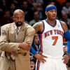 Mike Woodson Says 'Melo Will Retire with Knicks