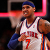 Carmelo Anthony Told Sixers Fan to Go 'F***' Himself'