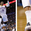 Russell Westbrook Wears Air Jordan XX8 SE Honoring His Mom's Birthday In Return Game