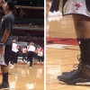 Derrick Rose Works Out In Upcoming adidas D Rose 5