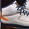 Air Jordan II Player Exclusive Made For Marcus Jordan In High School
