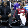 Wade on LeBron's Free Agency: Just Don't Solely Put It on Me