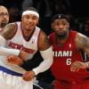 Heat Pursued Melo After LeBron Left