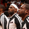 Riley Confident LeBron, Wade and Bosh Stay With Heat