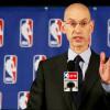 Adam Silver Calls Playing for Team USA a 'Big Risk'