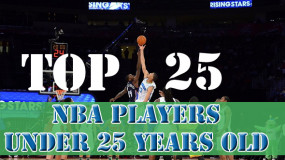 Top 25 Players in the NBA Under the Age of 25