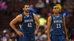 Kevin Martin Says He Didn't Know Wolves Traded Kevin Love