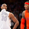 Kobe, MJ, Pippen told Melo to Be Patient in Triangle
