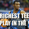 25 Richest Teenagers To Ever Play In The NBA