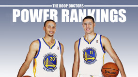 NBA Power Rankings: The Warriors Are 'Holy Crap!' Good