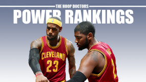 NBA Power Rankings: Cavs Aren't Best Team in History of Everything Ever