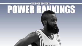 NBA Power Rankings: The Rockets Are Inexplicably Amazing