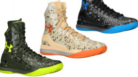 Under Armour Releases Three Colorways Of Extra-High ClutchFit Drive Exclusively Thru Eastbay