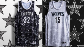 New NBA All-Star Uniforms For Rising Stars Challenge