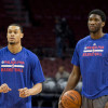 Rumor: Sixers' Joel Embiid Getting Fat And Is Okay With It?