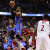 Watch: Russell Westbrook's Game-Winning Layup Against Wizards