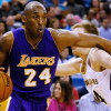 Watch: Kobe Bryant Drains Left-Handed Jumper