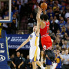 Watch: Derrick Rose Nails Game-Winner In Overtime To Sink Warriors