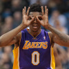 Watch: Nick Young Drains Three Pointer From Near Halfcourt