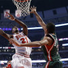 Watch: Jimmy Butler's Hangtime on Putback Dunk Against the Bucks
