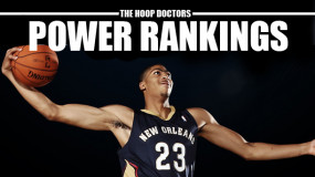 NBA Power Rankings: Get Anthony Davis to the Playoffs, Pelicans