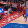 Watch: Corey Brewer posterizes Blake Griffin with huge dunk