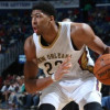 Watch: Anthony Davis Reaches for the Sky with Alley-oop Dunk on Nets