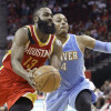 Watch: James Harden Burns Nuggets, Drops Career-High 50 points