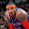 Knicks Want Injured Melo to Hang Around Team