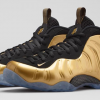 Nike Air Foamposite One 'Metallic Gold' Release Info