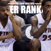 NBA Power Rankings: The Wizards and Raptors are Tanking