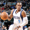 Rajon Rondo May Have 'Half a Foot Out the Door'