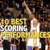 10 Greatest Individual Scoring Games In NBA History
