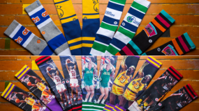 Stance Adds New NBA Legends and Hardwood Classics Socks