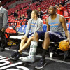 Kevin Durant Officially Done For the Season