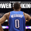 NBA Power Rankings: Warriors Are Clearly Scared of Thunder