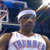 Look: Russell Westbrook Is Back, With A Mask, Game Still On Fire