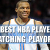 12 Best Players At Home Watching The 2015 NBA Playoffs