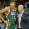 Giannis Antetokounmpo Doesn't Know Why He Was Benched