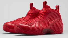 Nike Air Foamposite Pro – 'Gym Red' Release Info