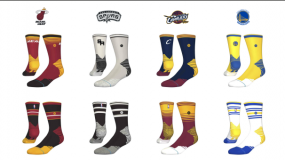 Stance Becomes The Official NBA On-Court Sock