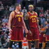 LeBron Joking That He Would Vote Kevin Love For MVP, Is Diabolical