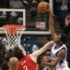 Watch: Andrew Wiggins Elevates and Destroys Omer Asik
