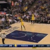 Watch: Paul George's First Dunk of the Season