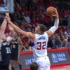 Watch: Blake Griffin Obliterates Aron Baynes With Three Poster Dunks