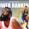 NBA Power Rankings: Stephen Curry and James Harden Go MVP-ing